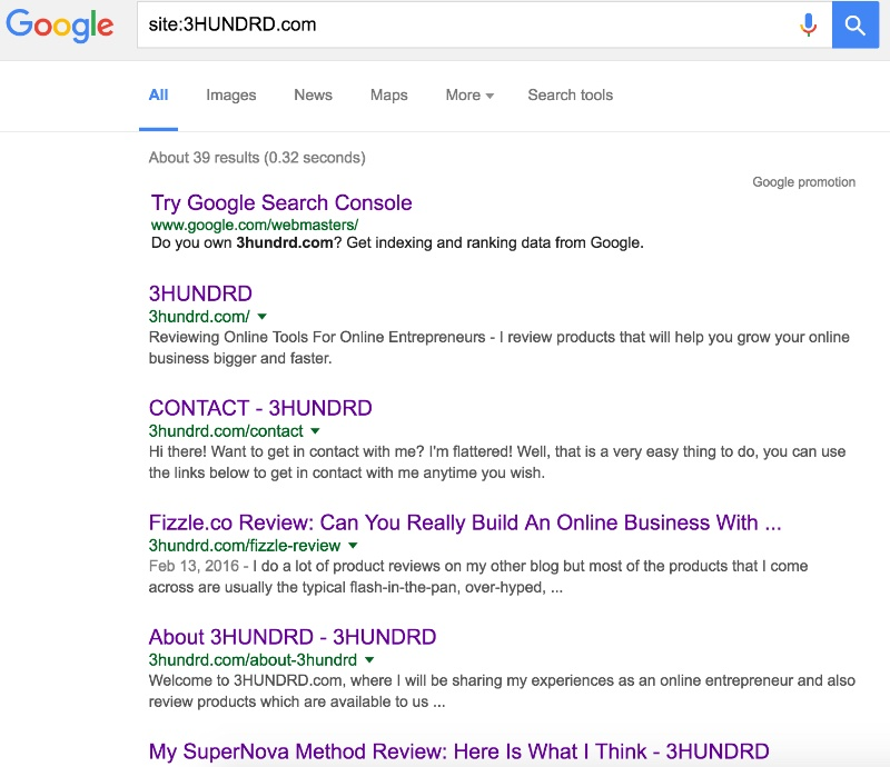 How To Check If Your Website Is Ranking In Google