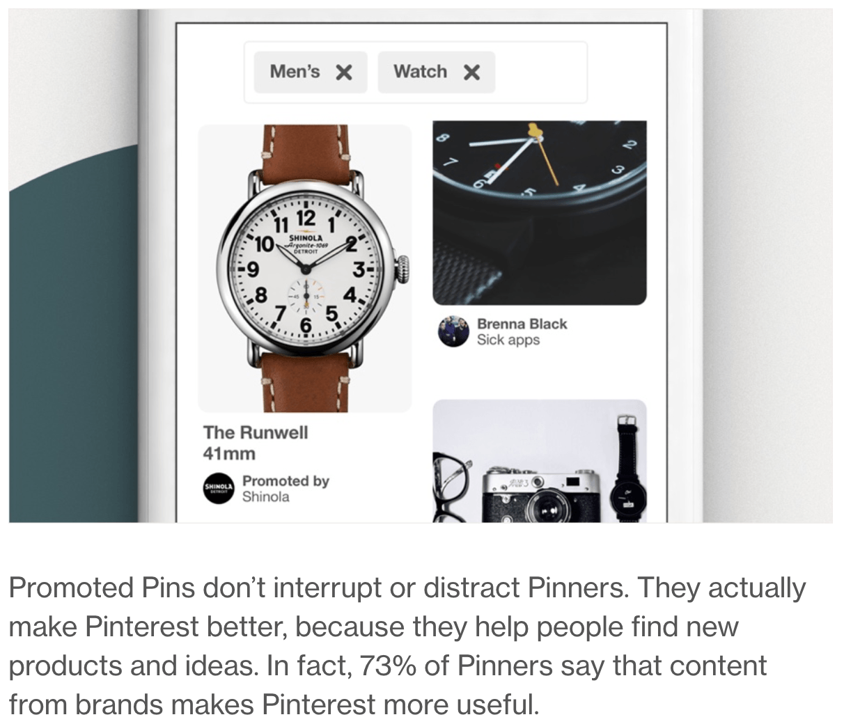 pinterest ads review