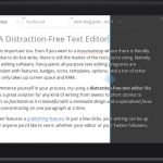 My Write! Review: Experience Distraction-Free Writing