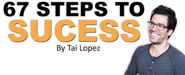 Tai Lopez 67 Steps Review