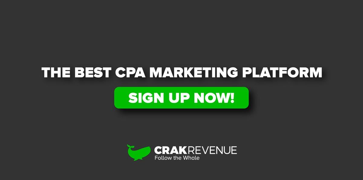 sign up for crakrevenue