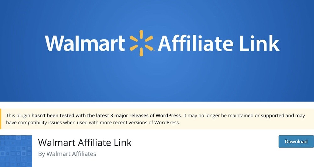 walmart affiliate wordpress plugin