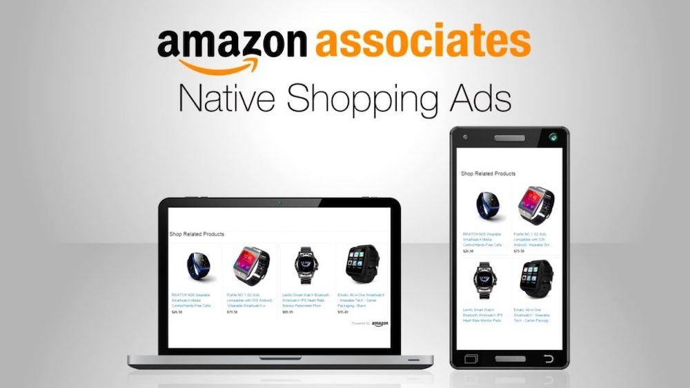 the amazon associates resources page