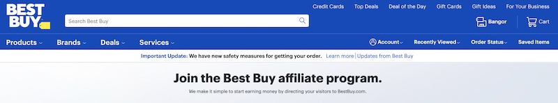 the best buy affiliate program review