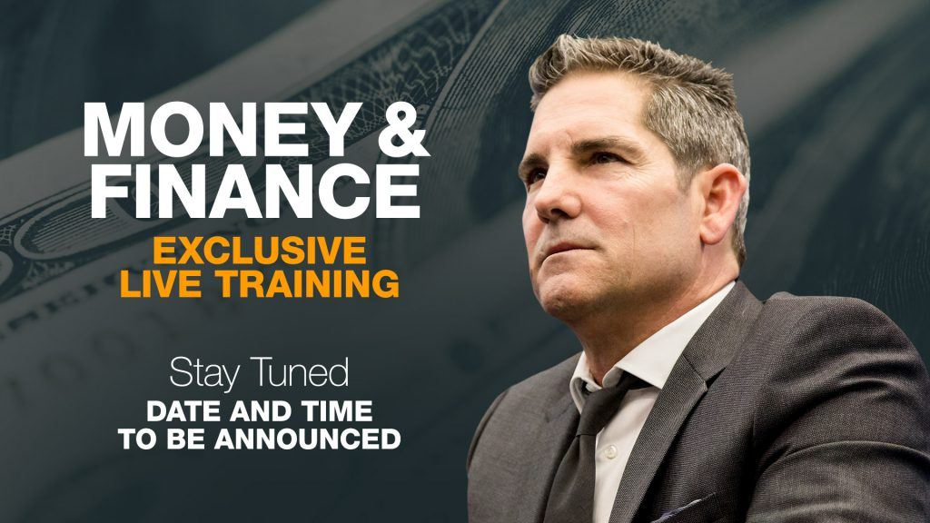 Grant Cardone's Money and Finance Training Review