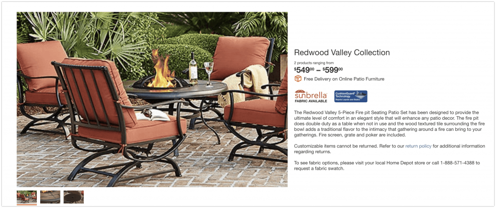 Redwood Valley Collection