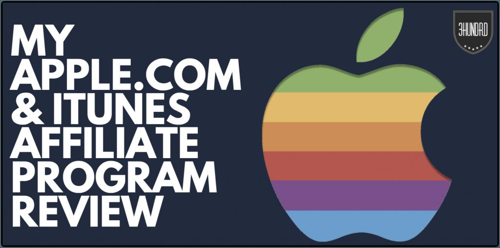 apple affiliate program review