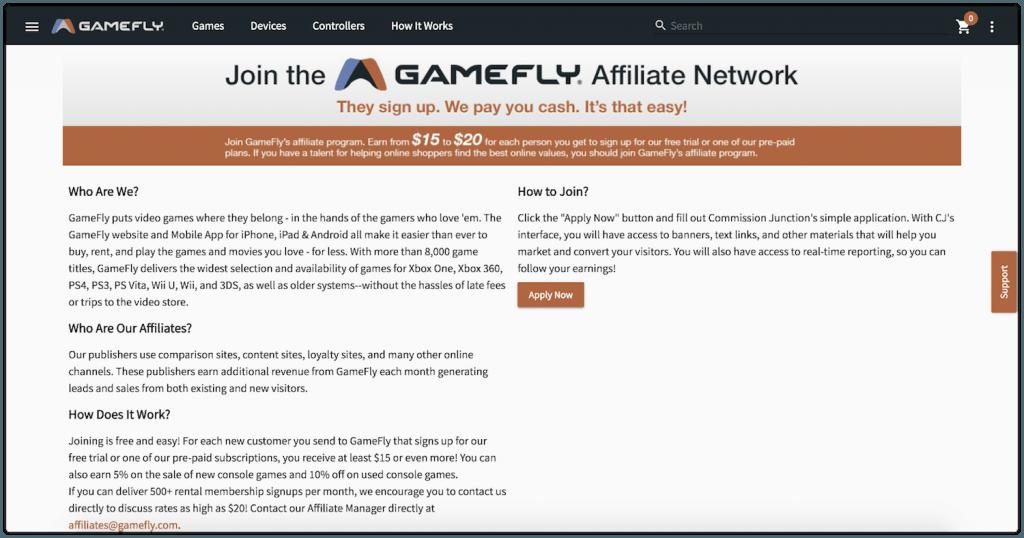 free websites for affiliate links