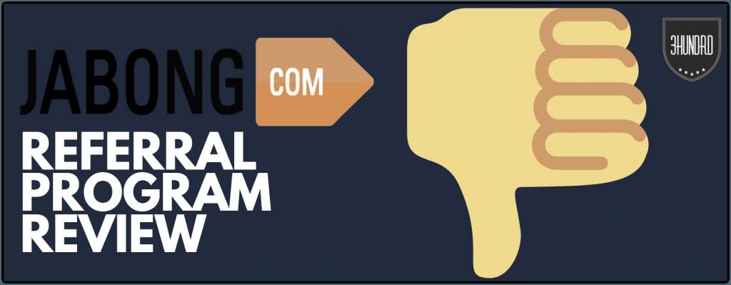 jabong affiliate program review