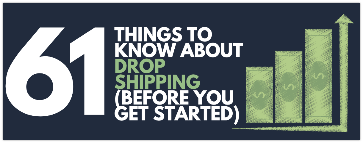 things to know about drop shipping