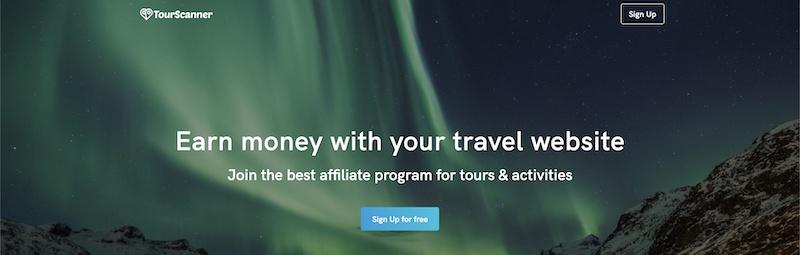 tourscanner affiliate program