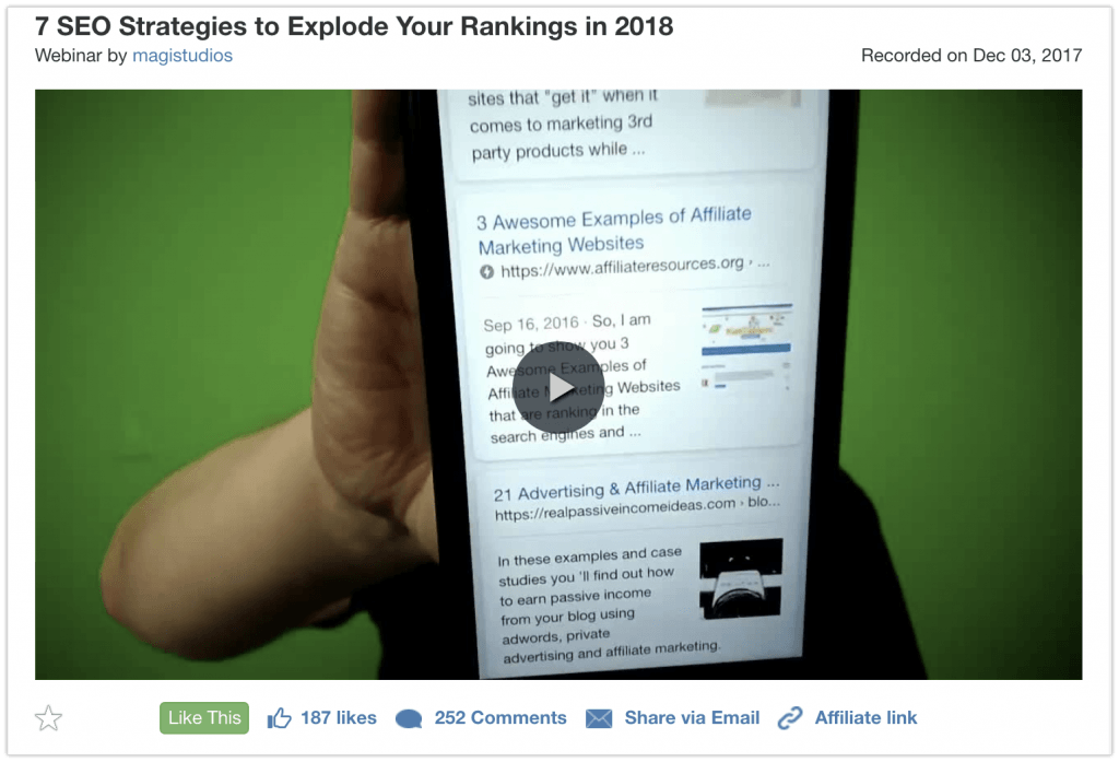 Explode Your SEO Rankings In 2018