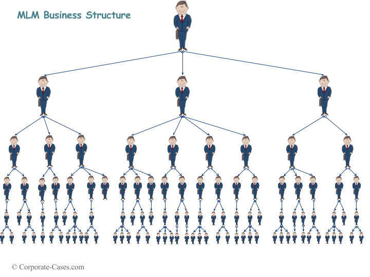 MLM Business Structure