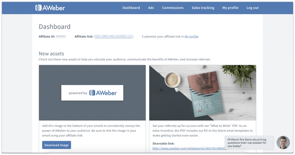 inside the aweber affiliate program
