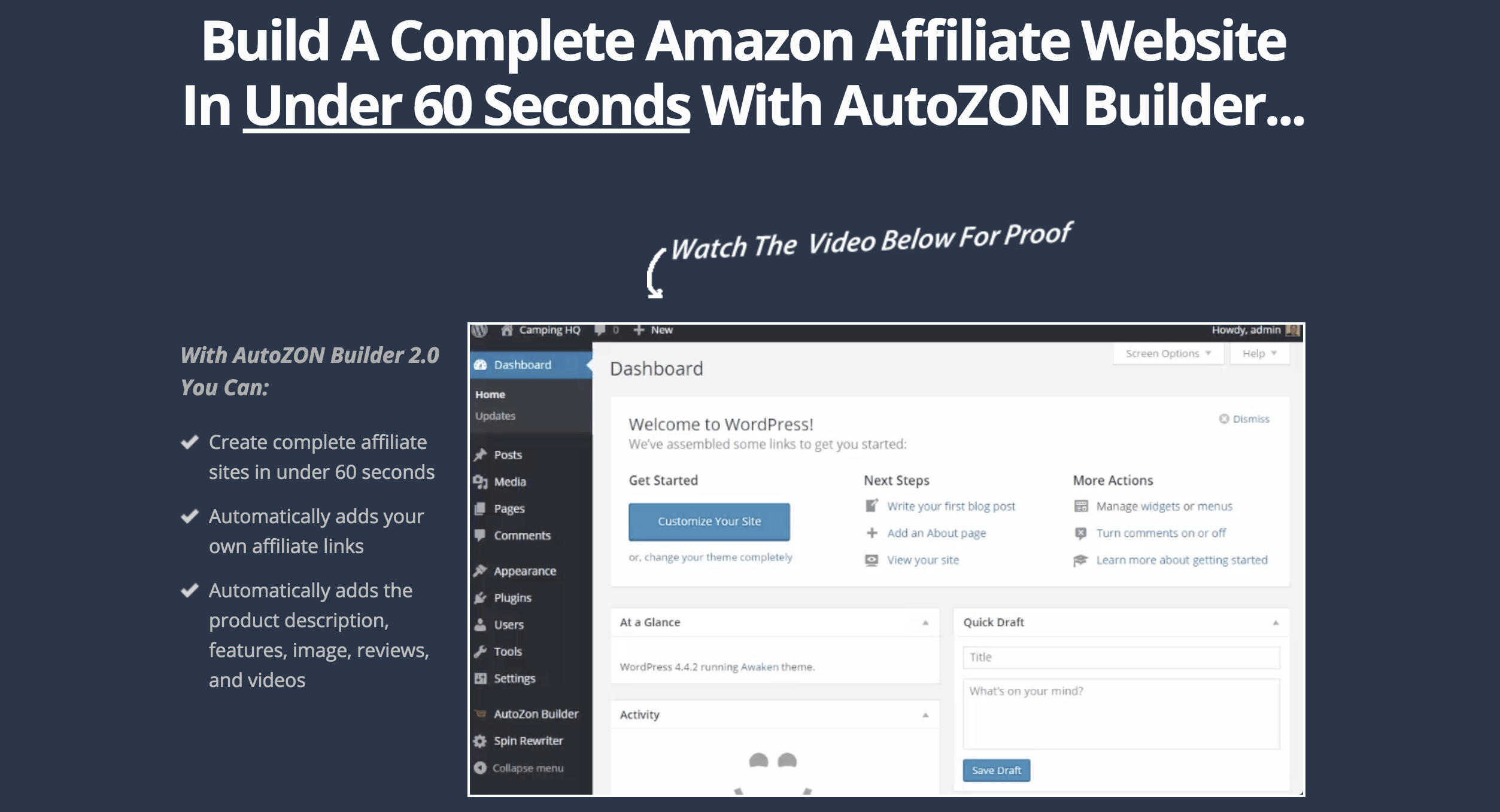 AutoZON Builder 2 Review