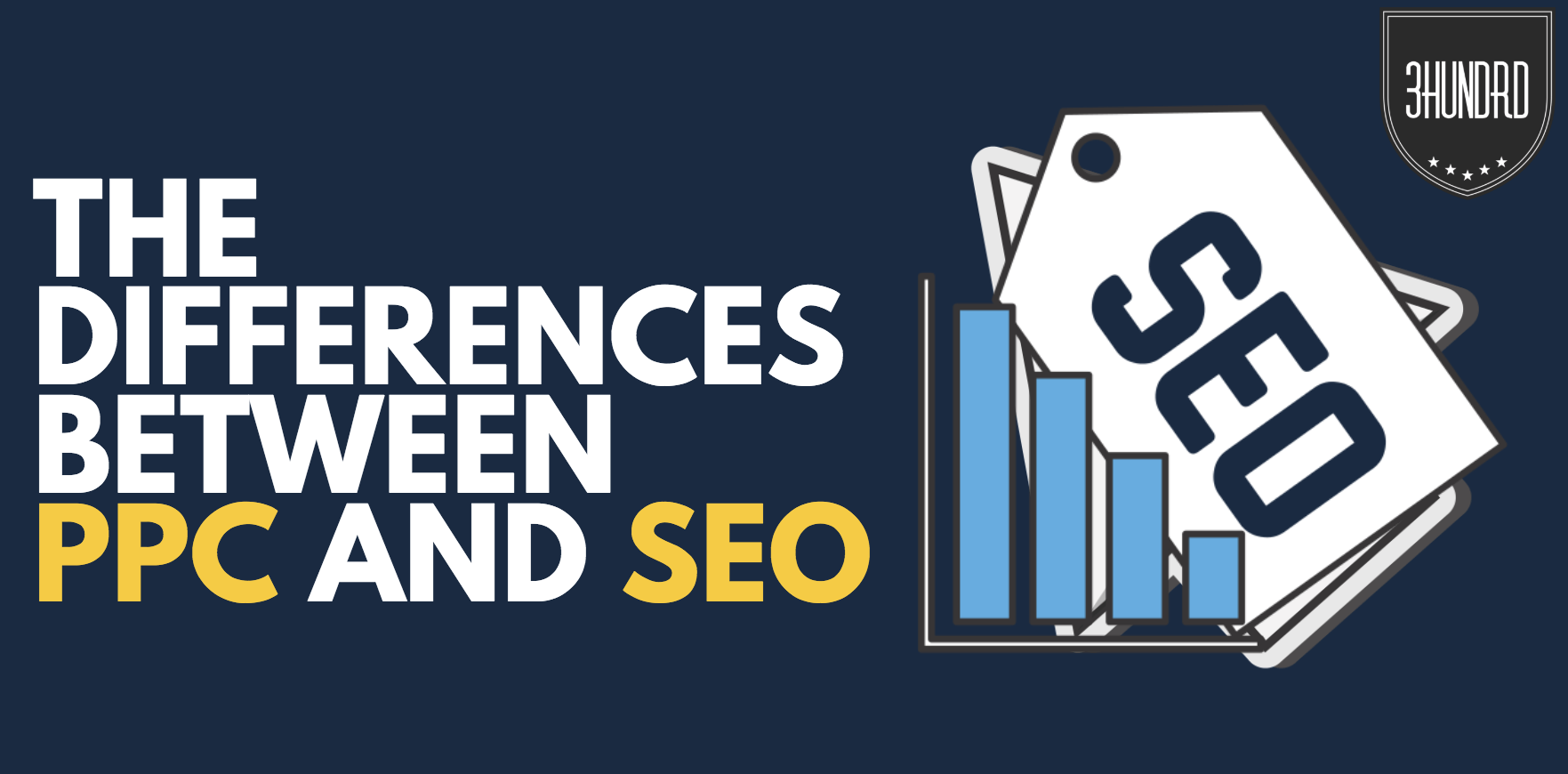 the differences between PPC and SEO