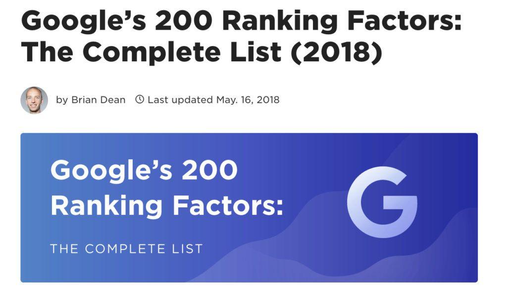 200 rankings