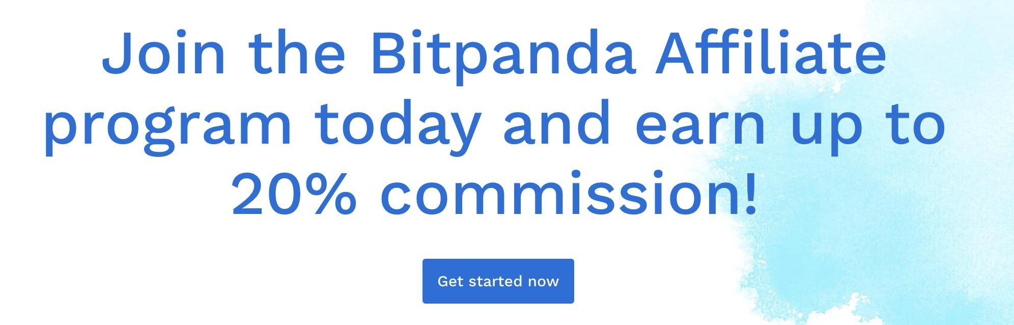 bitpanda affiliate program