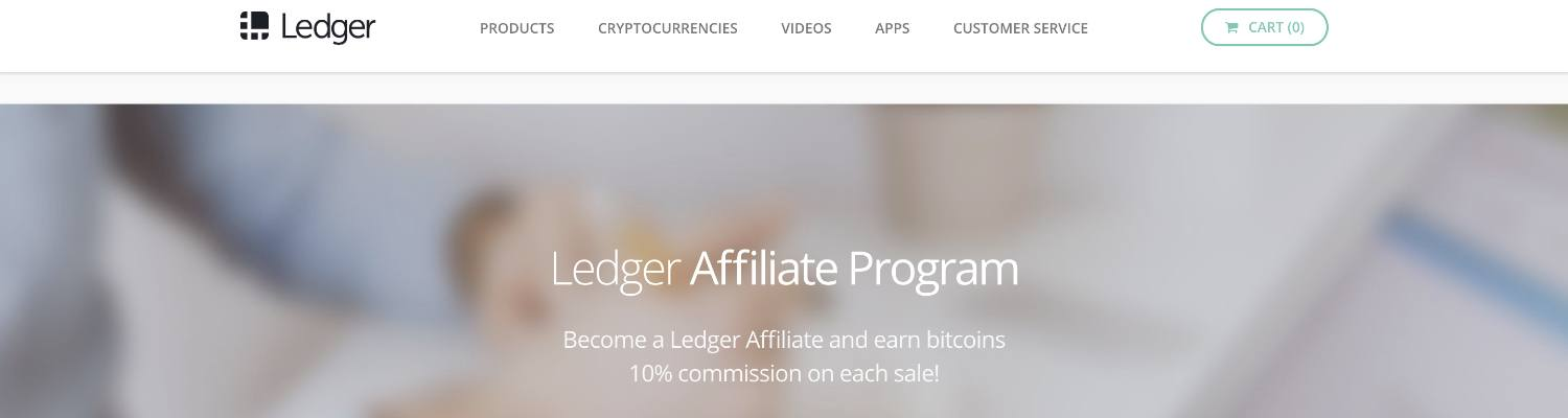 cryptocurrency wallet affiliate program