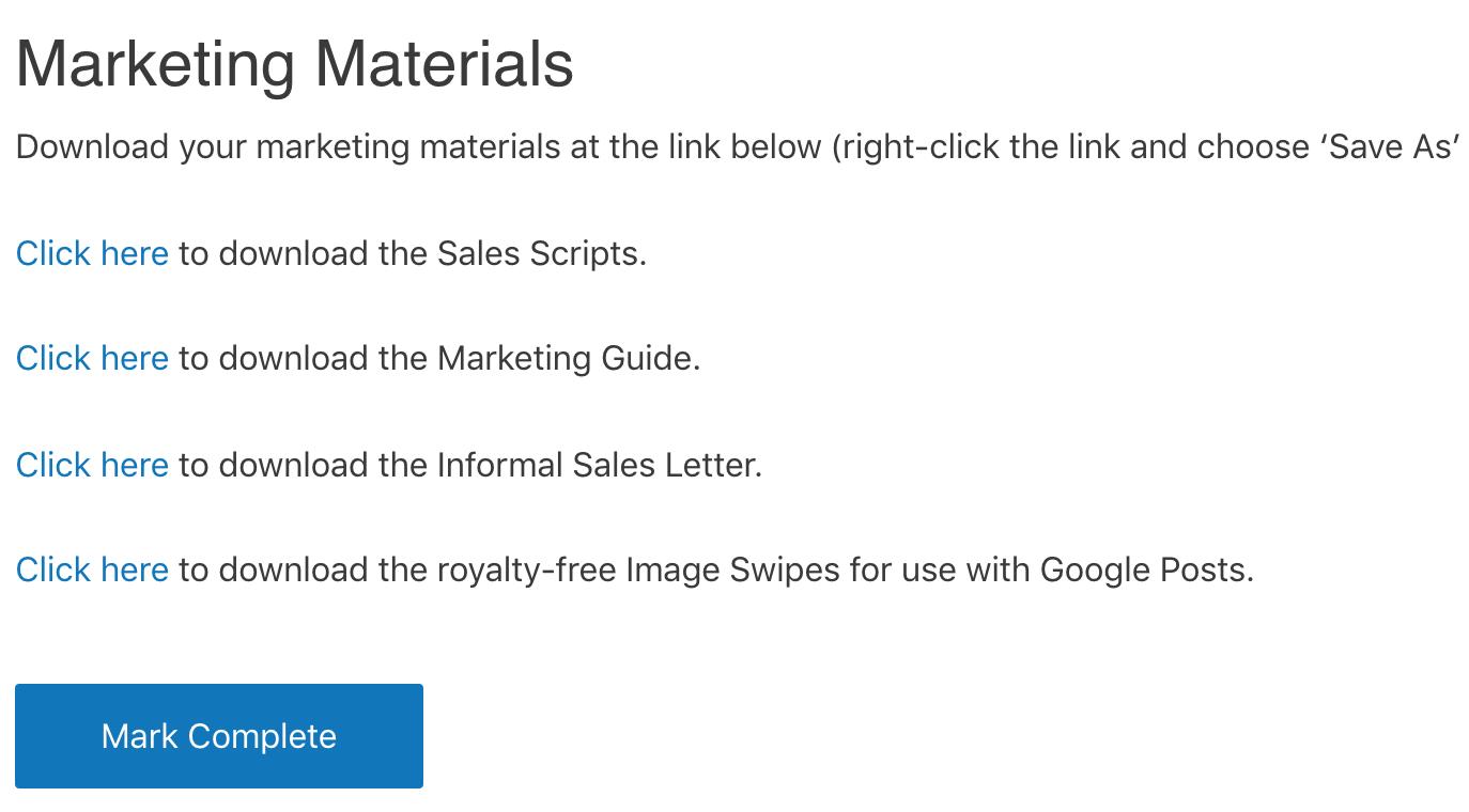 Effortless Google Posts Profit Marketing material