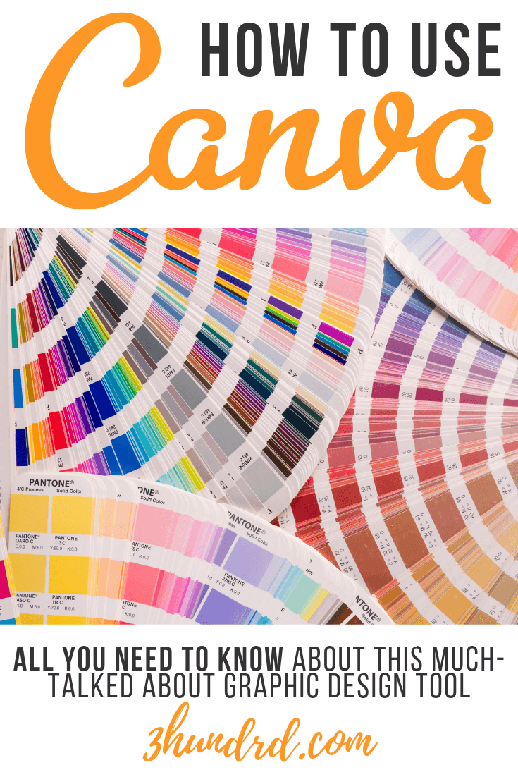 how to use canva for free