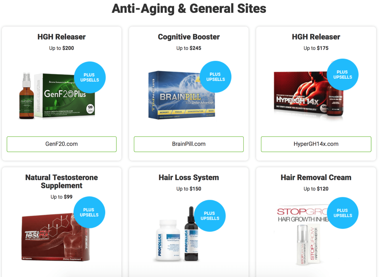 sellhealth offers available