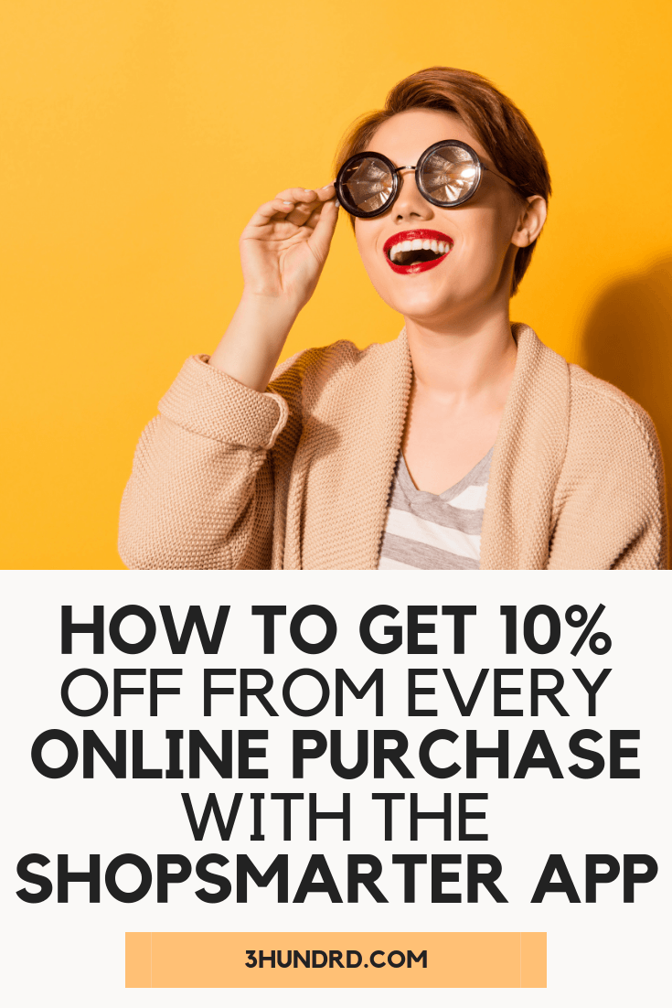 how to get 10 percent discount on everything you purchase online