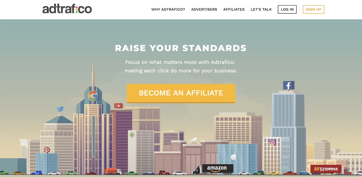 adtrafico affiliate program