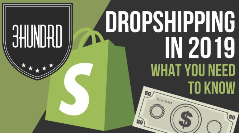 dropshipping in 2019
