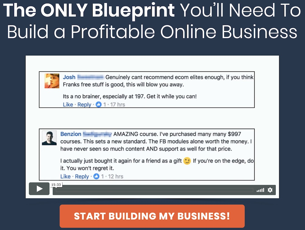 learn dropshipping with ecom elites