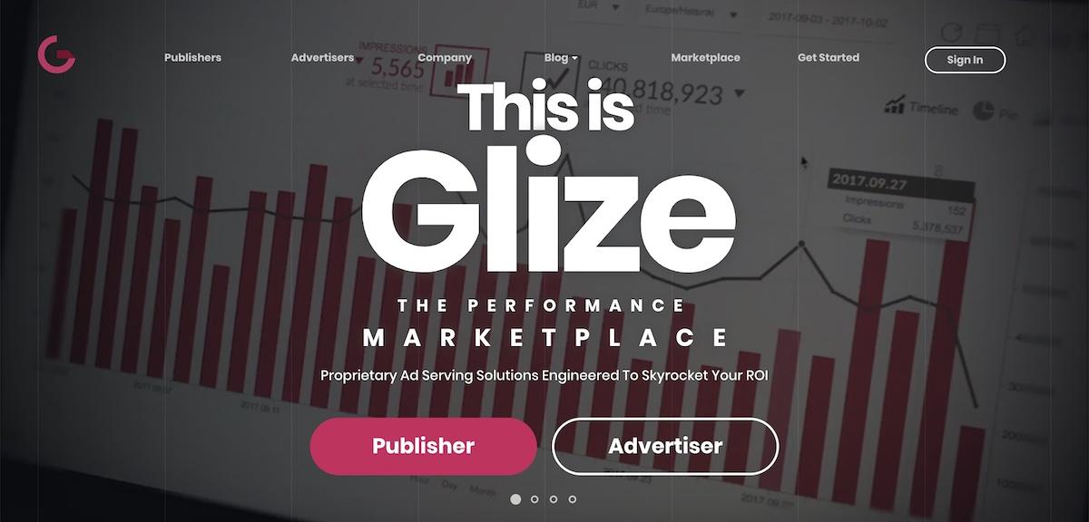 glize affiliate program