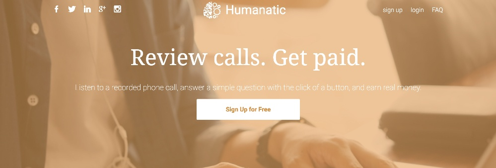 humantic review