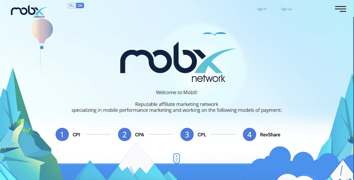 mobx affiliate program
