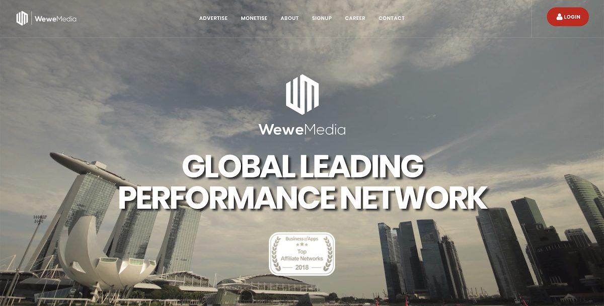 wewemedia affiliate program