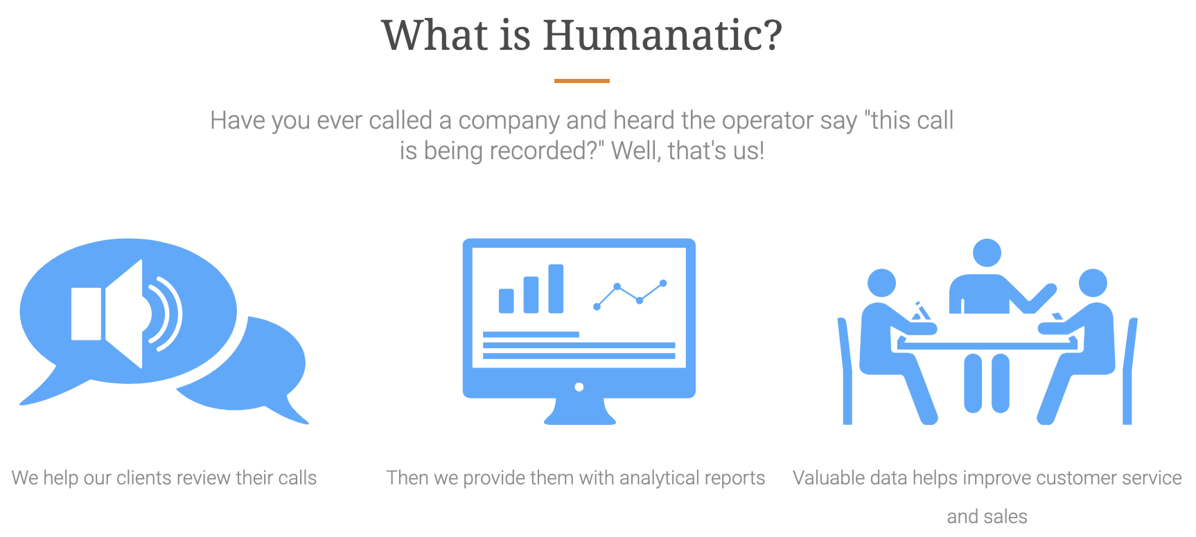 what is humantic
