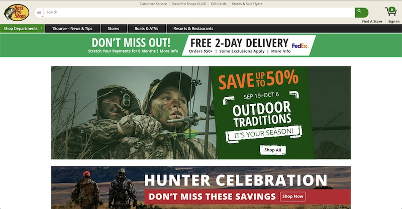 bass pro affiliate program