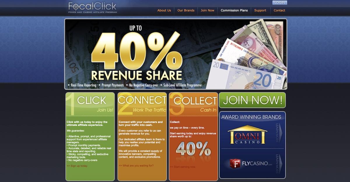 focal click affiliate program