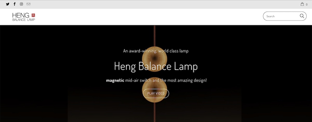 heng balance lamp affiliate program