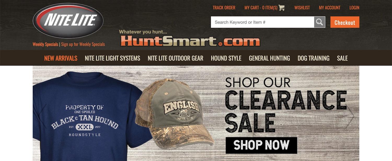huntsmart affiliate program