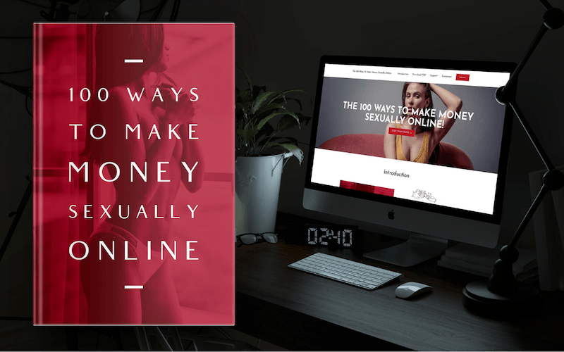 100 ways to make money sexually online