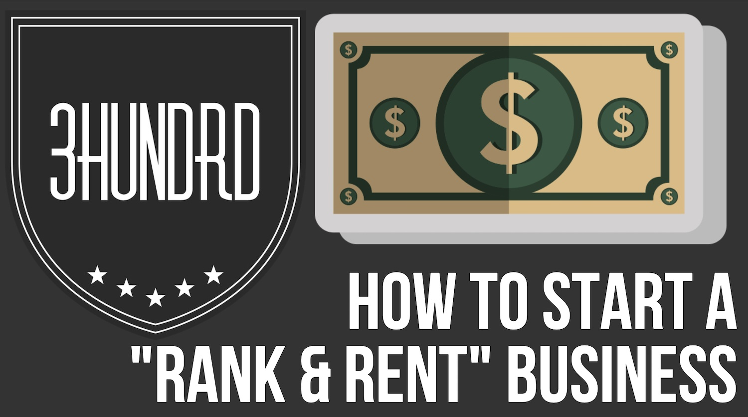rank and rent method
