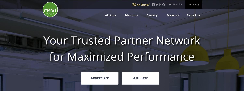 revimedia affiliate program