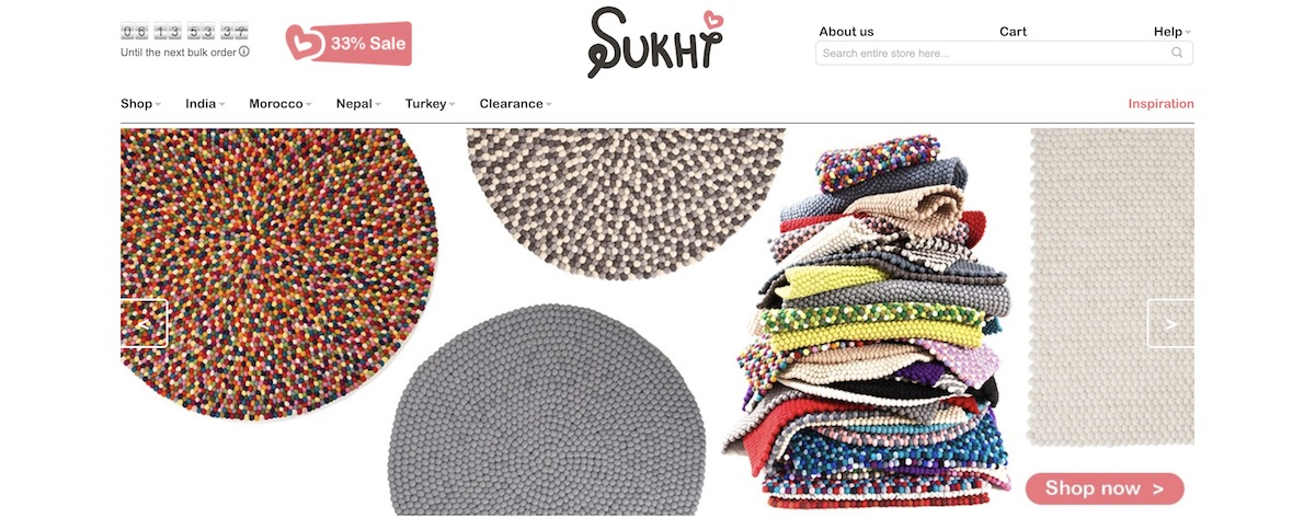 sukhi rugs affiliate program