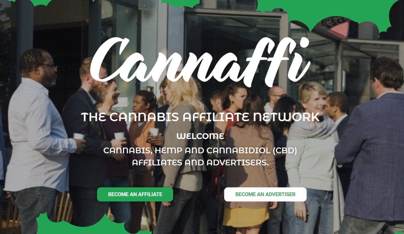 CANNAFFI · the cannabis affiliate network