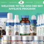 CBD Sky Affiliate Program