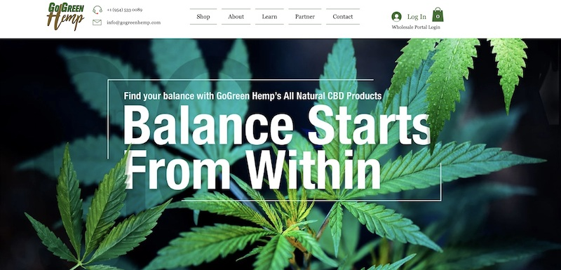gogreen hemp affiliate program