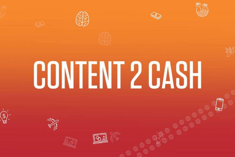 content 2 cash course review