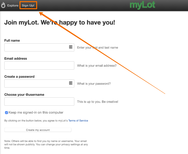 how to join mylot and make money