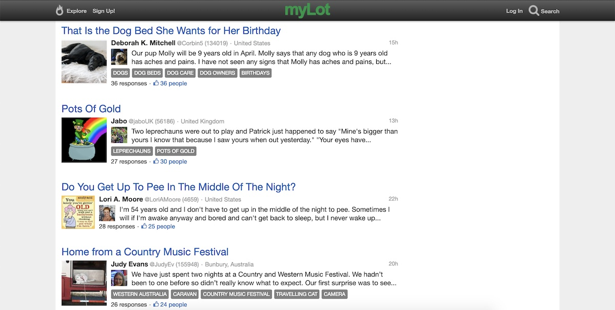 mylot review