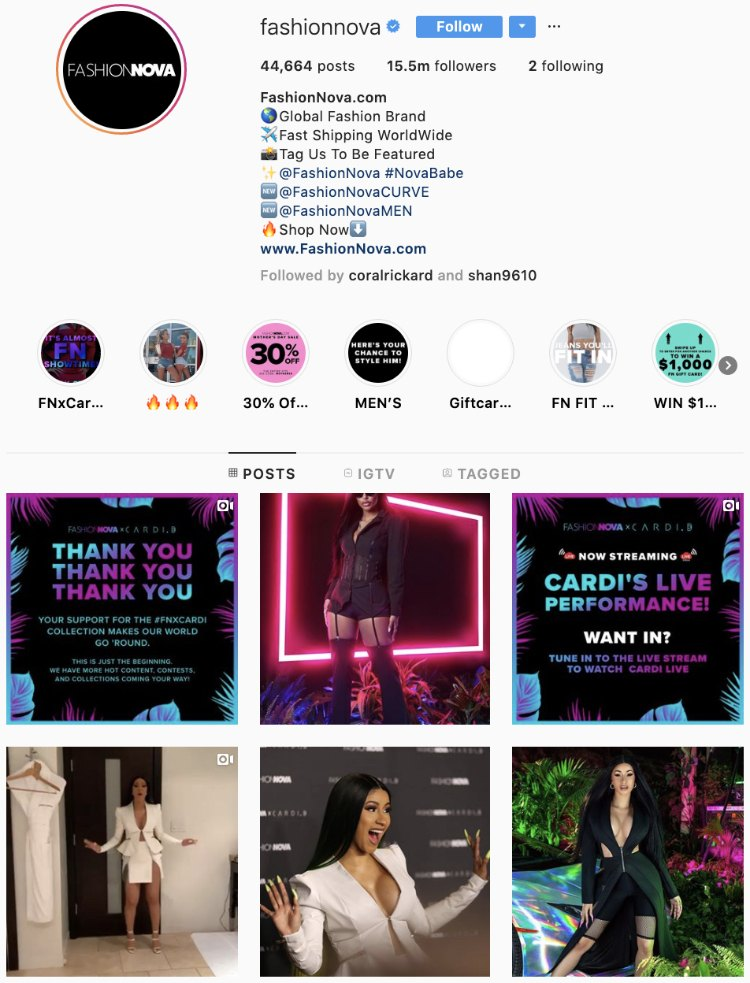 how to promote your online store on instagram